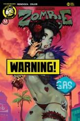 Zombie Tramp #39 Cover F Sevilla