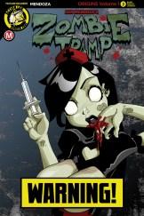 Zombie Tramp Origins #3 Cover B