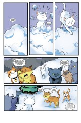 Hero Cats #19 Page 5