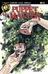 Puppet Master Curtain Call #1 Cover C