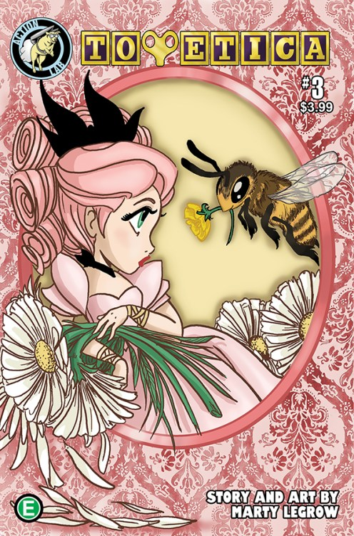 Toyetica #3 Cover