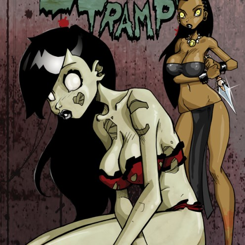 Zombie Tramp Volume 12 Cover