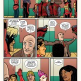 Actionverse #3 featuring Stray Page 6