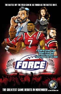 FORCE #1 House Ad
