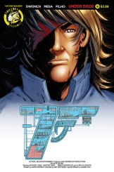 Infinite 7 #8 Cover B
