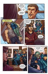 Jack Hammer Paper Hero One-Shot Page 4