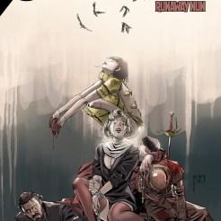 Misbegotten #3 Cover B