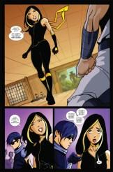 Shinobi Ninja Princess V2 #2 Page 5