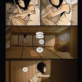 Shinobi Ninja Princess Volume 2 #3 Page 1