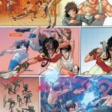 Infinite Seven Volume 2 Page 4