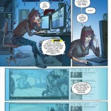 Infinite Seven Volume 2 Page 6