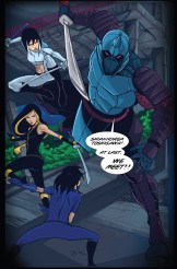 Shinobi Volume 2 #4 Page 5