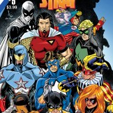 Actionverse #5 Featuring Stray Cover