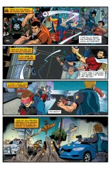 Actionverse #5 Featuring Stray Page 1
