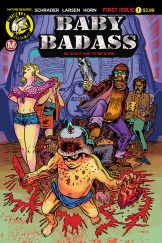 Baby Badass #1 Cover A