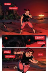 Black Betty #1 Page 1