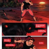 Black Betty #1 Page 1