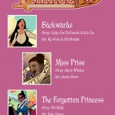 Princeless Charity Anthology #1 Page 2 Table of Contents