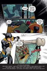 Actionverse #6 featuring Stray Page 1