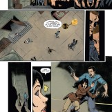 Athena Voltaire and the Sorcerer Pope #2 Page 3