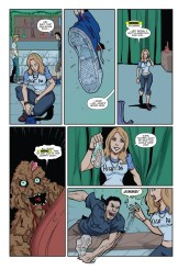 Gingerdead Man Meets Evil Bong #1 Page 5