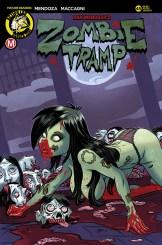 Zombie Tramp #45 Cover C