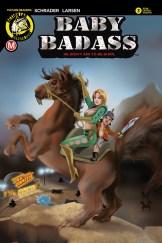 Baby Badass #3 Cover C