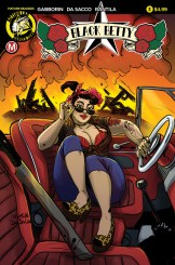Black Betty #3 Cover A Da Sacco