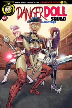 Danger Doll Squad Volume 2 #1 Cover C