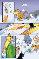 Hero Cats Volume 7 #19 Page 6
