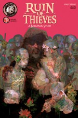 Brigands Ruin of Thieves #1 Cover C Anand