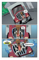 Gingerdead Man Meets Evil Bong #3 Page 4