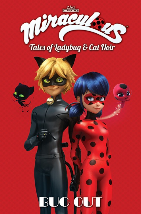 Miraculous Bug Out TPB Cover