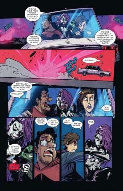 Vampblade Volume 6 #11 Page 1