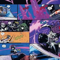 Vampblade Volume 6 #11 Page 2-3
