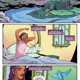 Raven Year 2 #6 Page 1