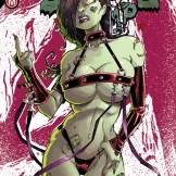 Zombie Tramp #49 Cover C White