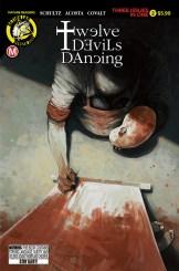 Twelve Devils Dancing #2 Cover