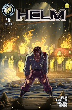 Helm #5 Cover