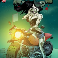 Zombie Tramp #52 Cover C Joel Ojeda