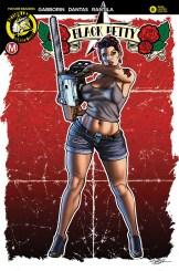 Black Betty #6 Cover C Joel Adams