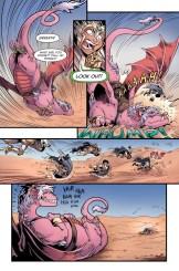 Princeless Volume 7 #1 Page 4