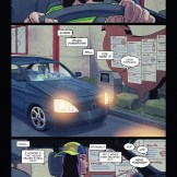 Vampblade Season Three #7 Page 1