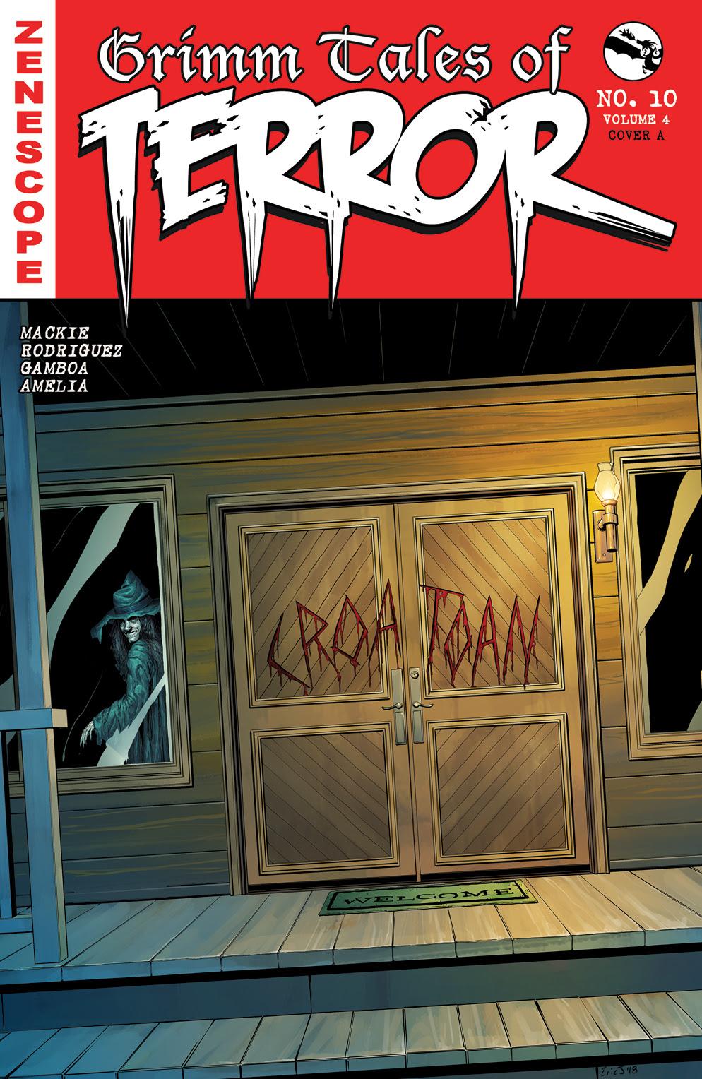 Grimm Tales Of Terror #10