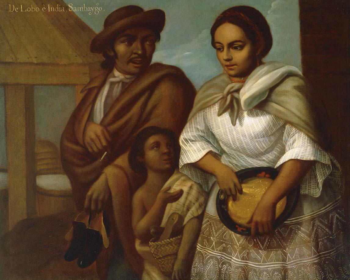 De Lobo e India Sambaigo  3 Museos