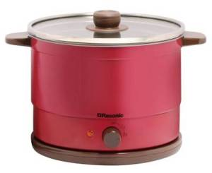 Hot-pot or Seafood Steam-pot at Home with Rasonic Mini Steamer – Free & Easy