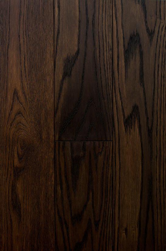 3 Oak Floor Product  Black Fumed