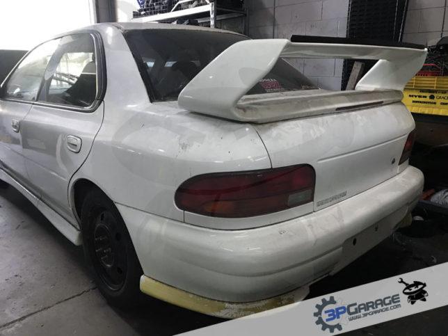 Subaru Impreza Parts Gt Subaru Impreza 19982001 Gt Power Steering Pump