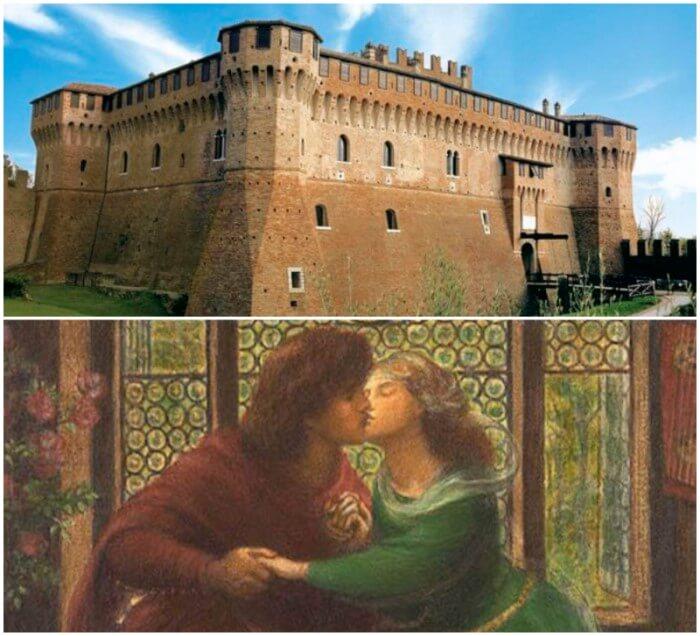 Castello Di Gradara Paolo E Francesca E I Suoi Fantasmi 3