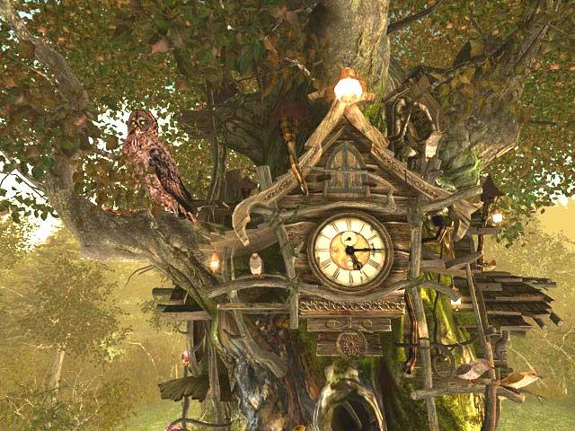 Free Fall Wallpaper For Android Clock 3d Screensavers Cuckoo Clock A Wonderful Cuckoo